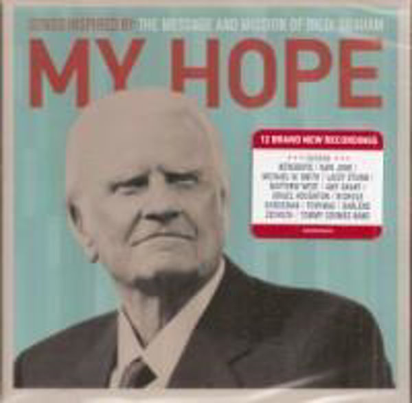 Picture of MY HOPE CD The message of Billy Graham