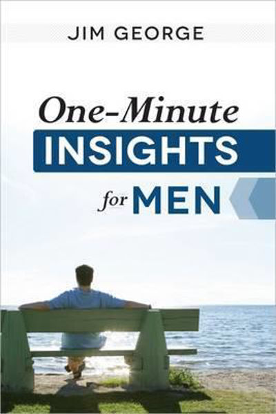 Picture of ONE-MINUTE INSIGHTS FOR MEN
