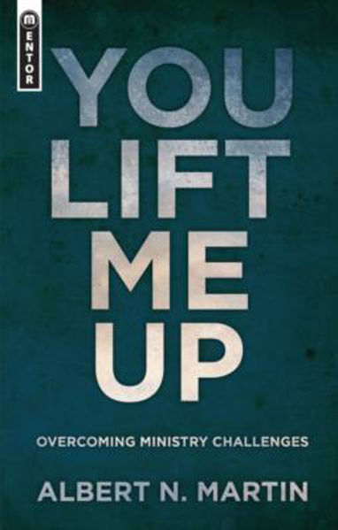 Picture of YOU LIFT ME UP Overcoming Ministry Challenges