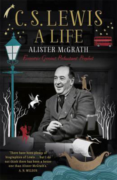 Picture of C.S LEWIS A Life