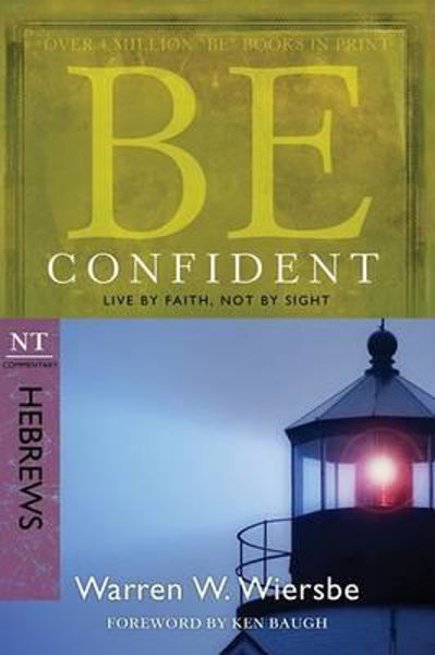 Picture of BE SERIES/HEBREWS Be Confident