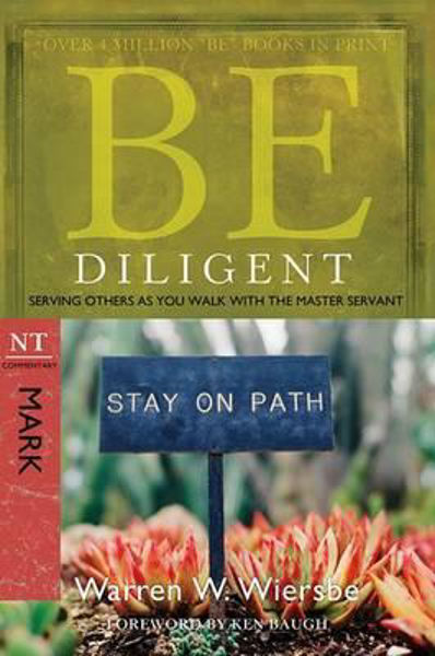 Picture of BE SERIES/MARK Be Diligent