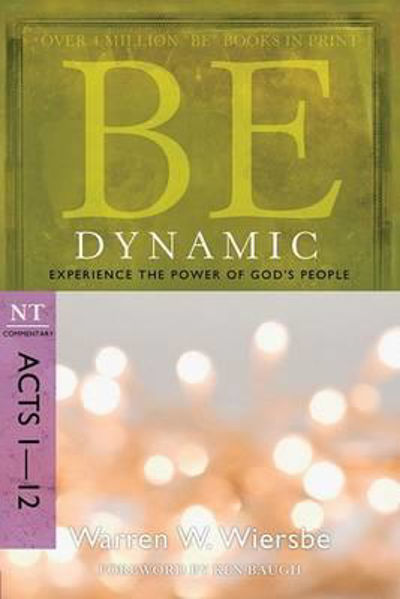 Picture of BE SERIES/ACTS 1-12 Be Dynamic