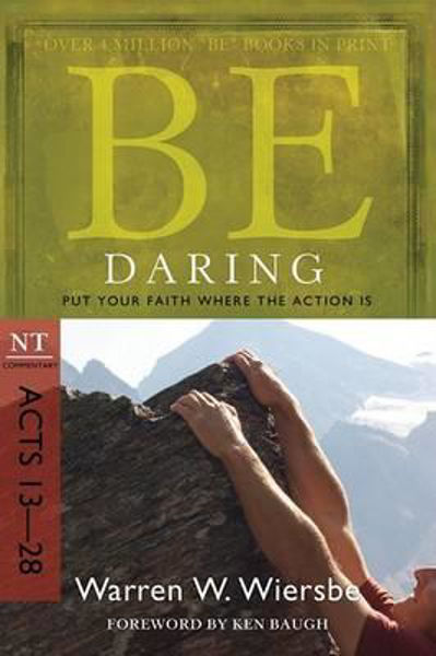 Picture of BE SERIES/ACTS 13-28 Be Daring
