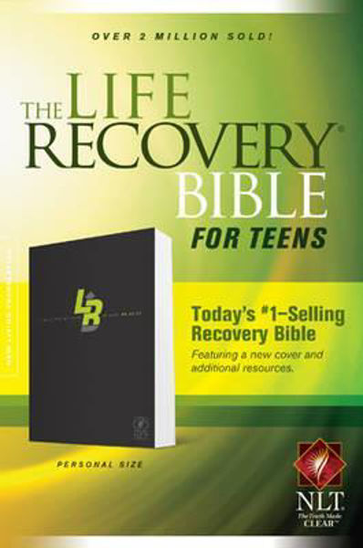 Picture of NLT The Life Recovery Bible for Teens