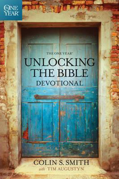 Picture of ONE YEAR UNLOCKING THE BIBLE DEVOTIONAL