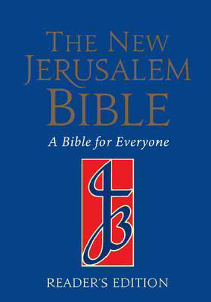 Picture of THE NEW JERUSALEM BIBLE