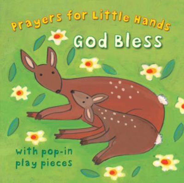 Picture of PRAYERS FOR LITTLE HANDS/ GOD BLESS