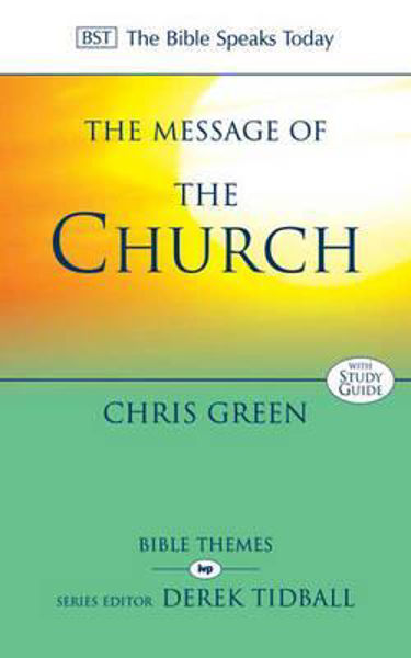 Picture of BST/MESSAGE OF THE CHURCH