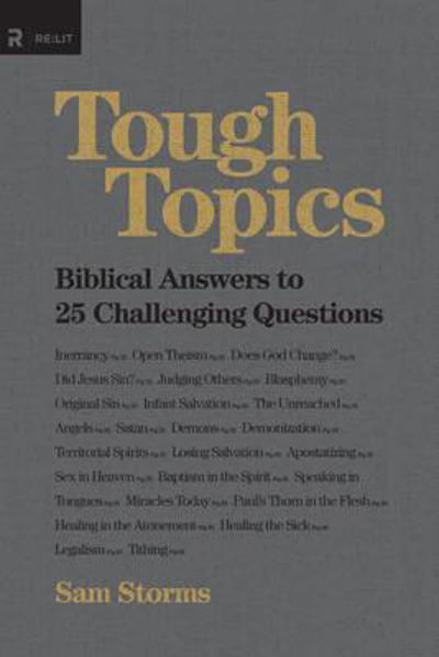 Picture of TOUGH TOPICS 1 Biblical answers to tough questions