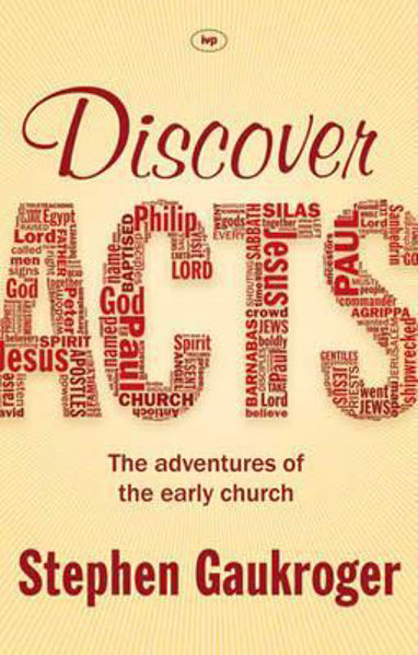 Picture of DISCOVER ACTS Adventures of early church