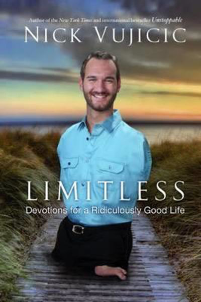 Picture of LIMITLESS Devotions by Nick Vujicic