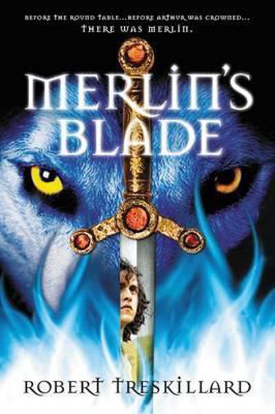 Picture of THE MERLIN SPIRAL/#1 Merlin's Blade
