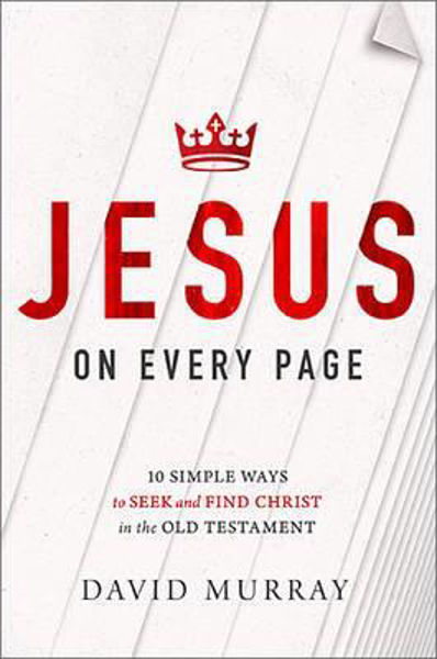 Picture of JESUS ON EVERY PAGE Jesus in the OT