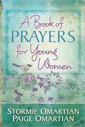 Picture of A BOOK OF PRAYERS FOR YOUNG WOMEN
