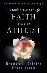 Picture of I DON'T HAVE ENOUGH FAITH TO BE AN ATHEI