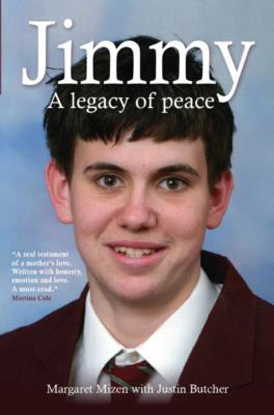 Picture of JIMMY a legacy of peace