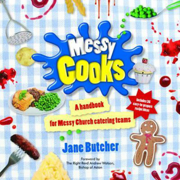 Picture of MESSY CHURCH/MESSY COOKS
