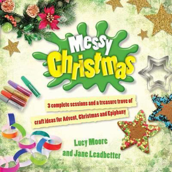 Picture of MESSY CHURCH/MESSY CHRISTMAS