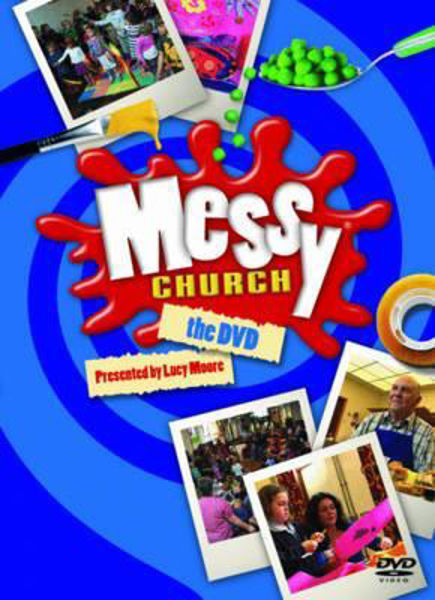 Picture of MESSY CHURCH/the DVD