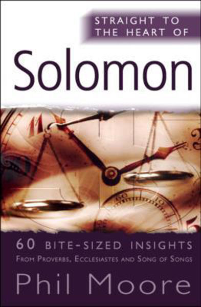 Picture of STRAIGHT TO THE HEART OF/SOLOMON