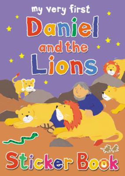 Picture of MY VERY FIRST DANIEL AND THE LIONS