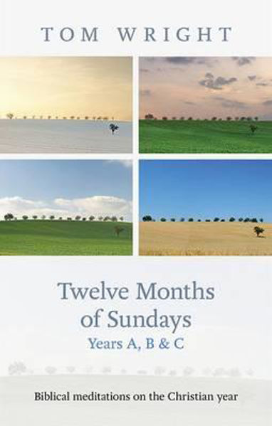 Picture of TWELVE MONTHS of SUNDAYS Years A,B,C