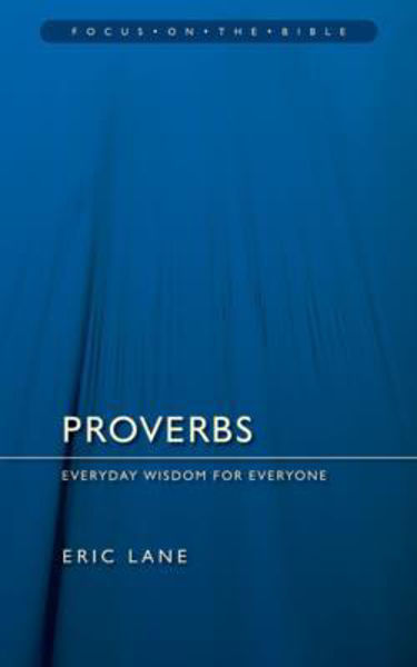 Picture of FOCUS ON THE BIBLE/PROVERBS