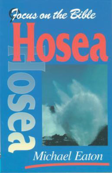 Picture of FOCUS ON THE BIBLE/HOSEA
