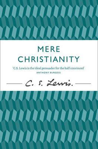 Picture of CS Lewis Signature/MERE CHRISTIANITY