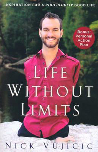 Picture of LIFE WITHOUT LIMITS Nick Vujicic