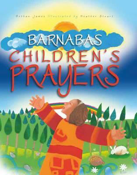 Picture of BARNABAS CHILDRENS PRAYERS