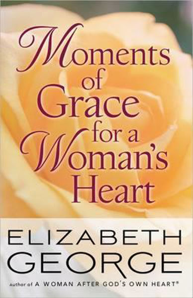 Picture of MOMENTS of GRACE for a WOMAN'S HEART