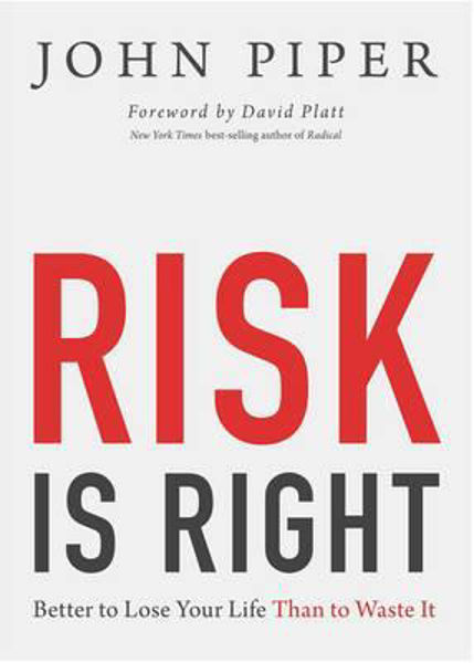 Picture of RISK IS RIGHT