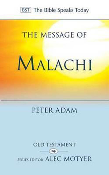 Picture of BST/MESSAGE OF MALACHI