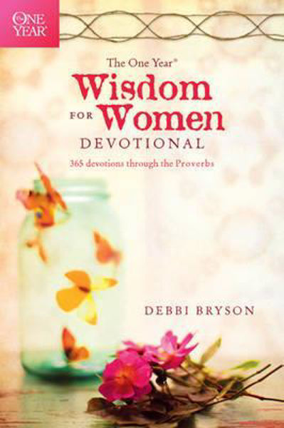 Picture of THE ONE YEAR WISDOM FOR WOMEN DEVOTIONAL