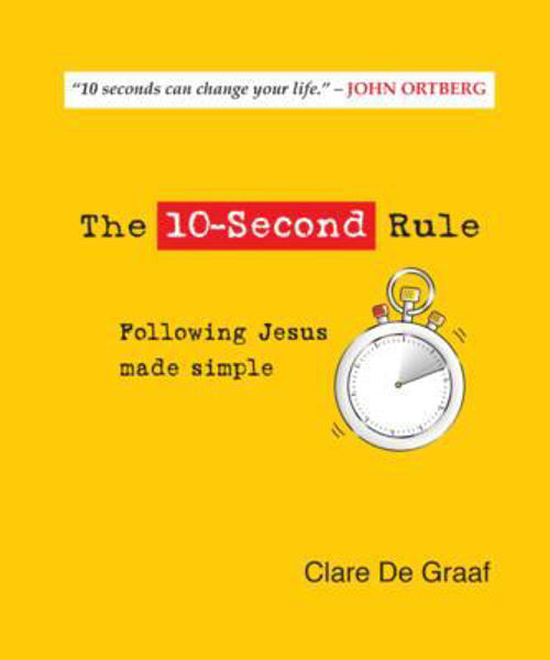 Picture of THE 10 SECOND RULE