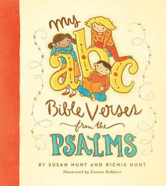 Picture of MY ABC BIBLE VERSES from the Psalms