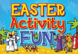 Picture of EASTER ACTIVITY BOOK
