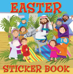 Picture of EASTER STICKER BOOK