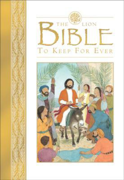 Picture of THE LION BIBLE to keep forever GIFT