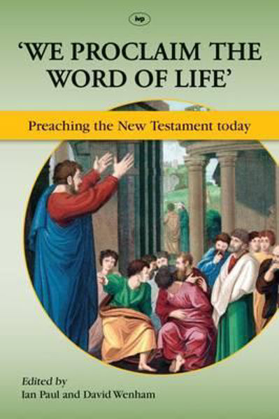 Picture of WE PROCLAIM THE WORD OF LIFE