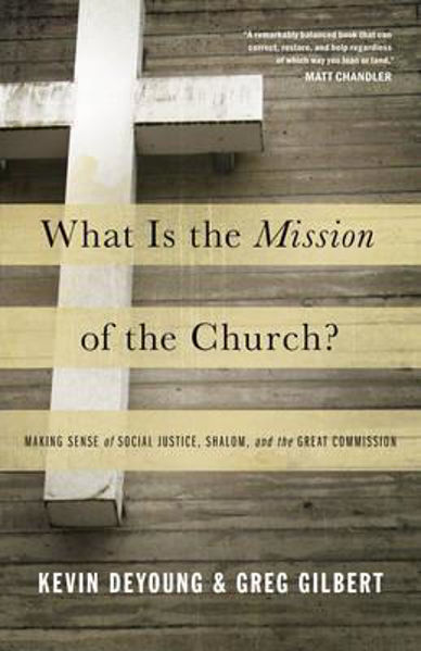 Picture of WHAT IS THE MISSION OF THE CHURCH?