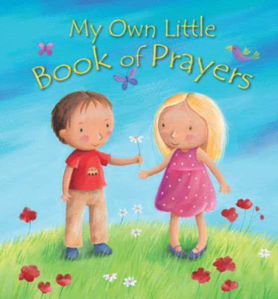 Picture of MY OWN LITTLE BOOK of PRAYERS