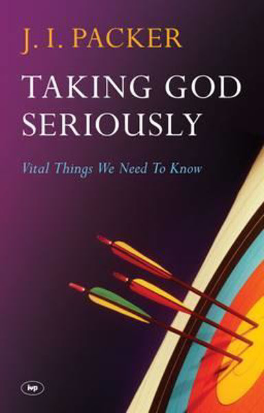 Picture of TAKING GOD SERIOUSLY
