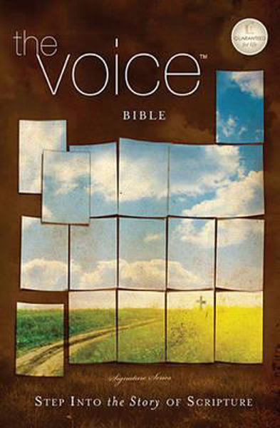 Picture of THE VOICE BIBLE Pbk