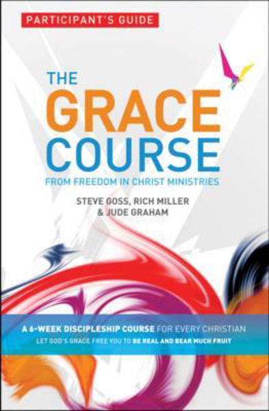 Picture of THE GRACE COURSE/PARTICIPANT GUIDE PACK