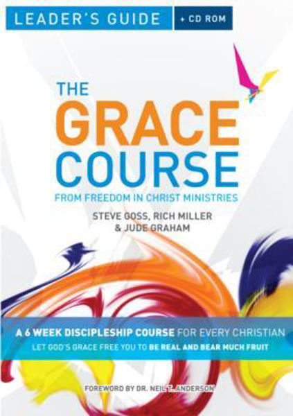 Picture of THE GRACE COURSE/LEADERS GUIDE + CD ROM