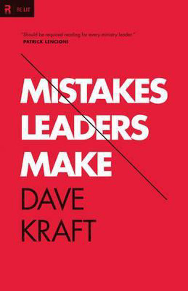 Picture of MISTAKES LEADERS MAKE