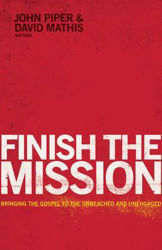 Picture of FINISH THE MISSION